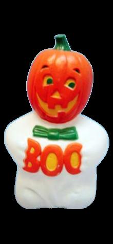 """Pumpkin """"Boo"""" Ghost photo"""