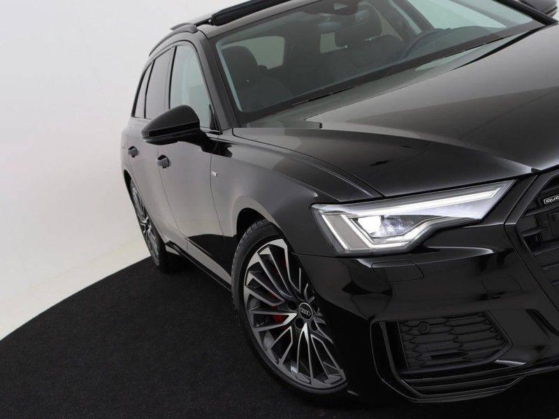 Audi A6 Avant 55 TFSI e 367 pk quattro Competition | Panoramadak | Assistentiepakket Tour | Keyless Entry | Optiekpakket | Trekhaak | Verlengde Fabrieksgarantie afbeelding 14