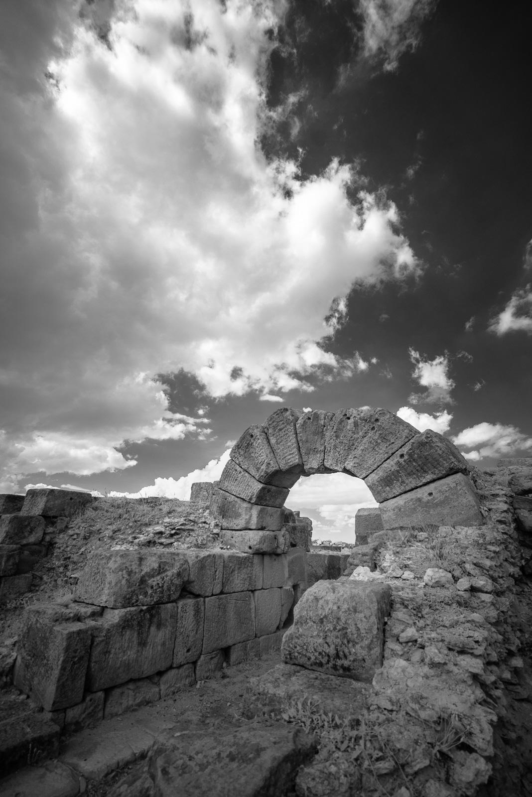 Spring Break '19 Day 7: Archaeological Site Uthina
