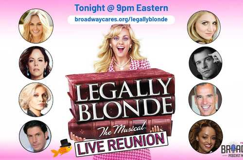 Legally Blonde Reunion