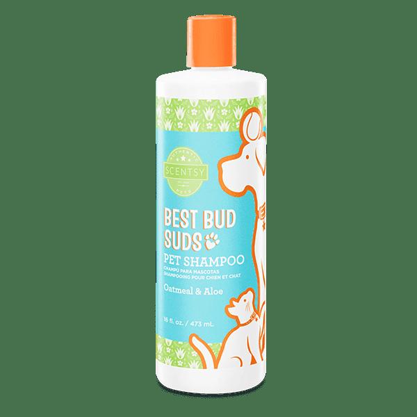 Oatmeal & Aloe Best Bud Suds Pet Shampoo
