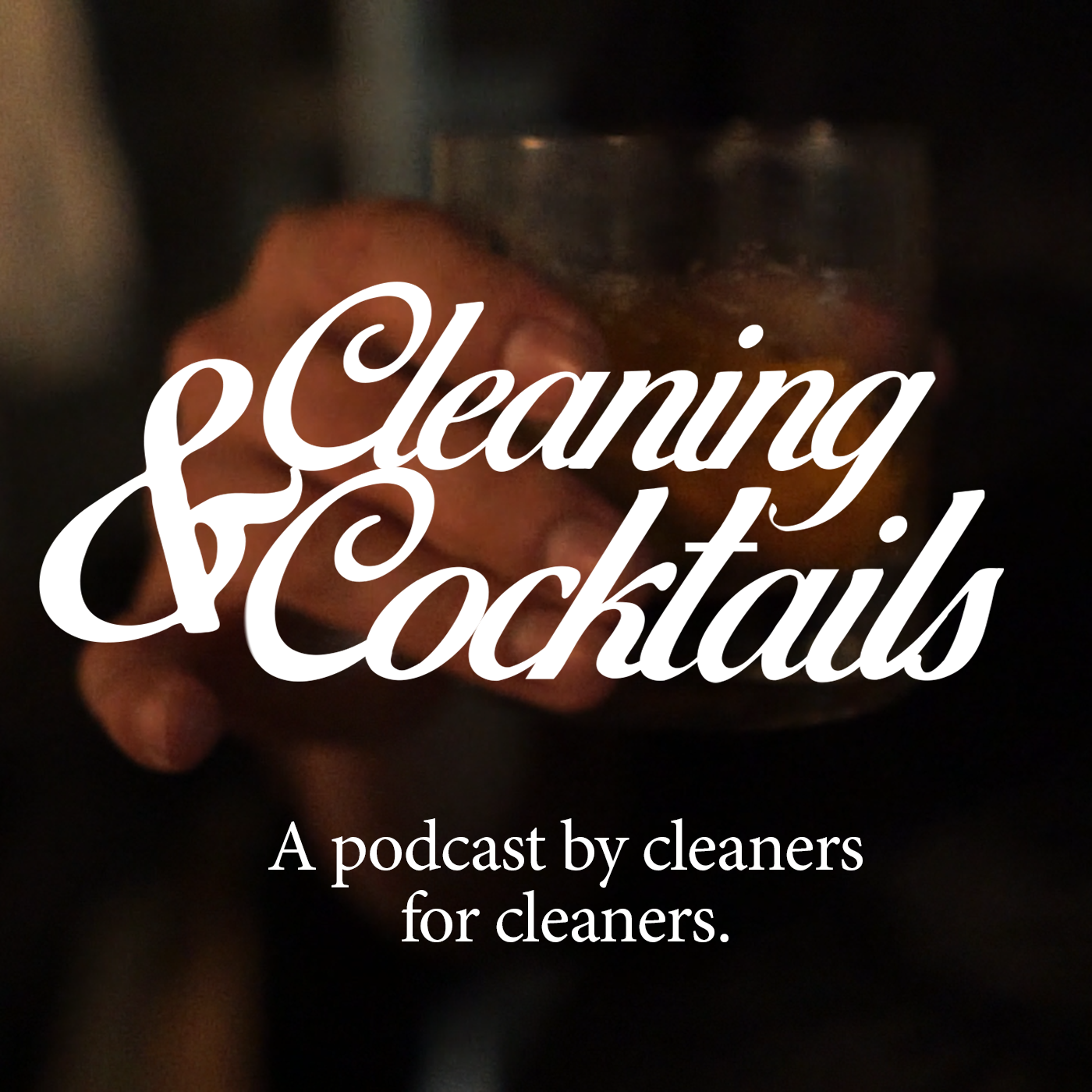 Cleaning and Cocktails cover photo