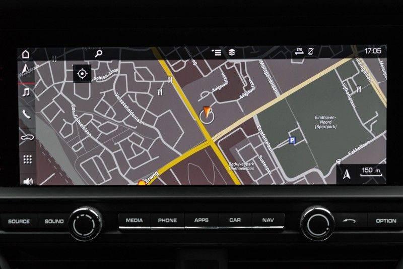 Porsche Macan 3.0 S 354pk PDK Black Design Nieuw Model (Krijt) Luchtvering Panoramadak ACC Sportleder+Memory Full-Led Bochtenverlichting Navi/High Privatglass AppleCarplay 21'' Camera Pdc Trekhaak afbeelding 4