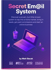 Secret Email System eBook