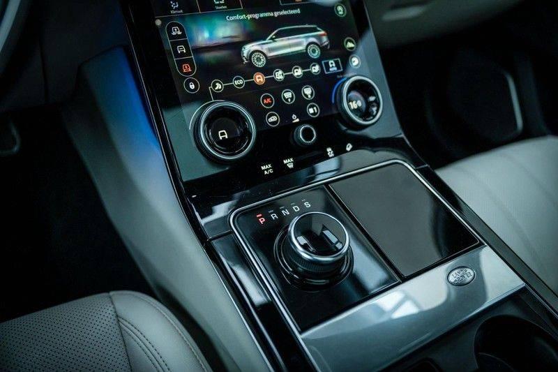 Land Rover Range Rover Velar 3.0 V6 SC AWD R-Dynamic HSE, 380 PK, Head/Up, Black/Optic, Adapt. Cruise, Pano/Dak, Luchtvering!! afbeelding 12