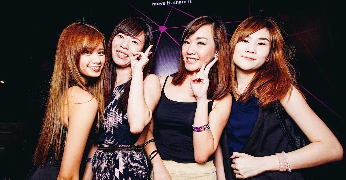 5 Pilihan Malaysia Nightclub Paling Populer