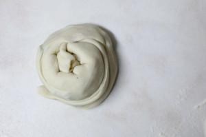 Coiled Dough Bundle