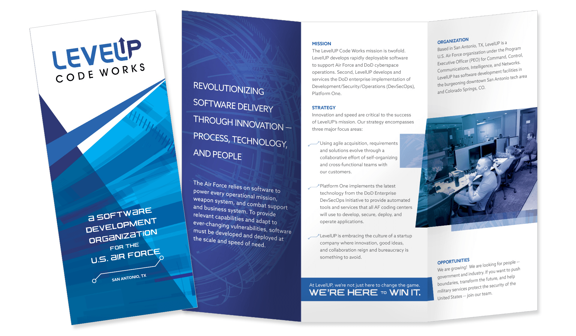LevelUP Brochure