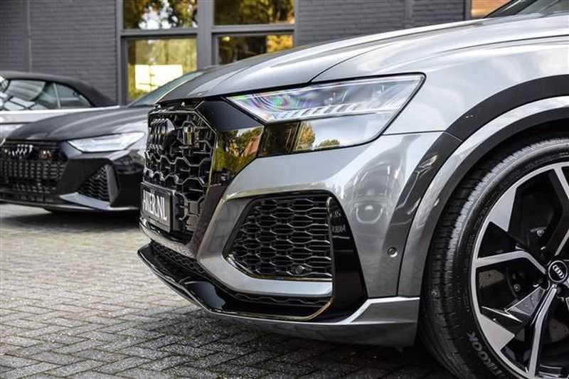 Audi RS Q8 NP.258K DYNAMIC PLUS+PANO.DAK+DESIGNPAKKET afbeelding 23