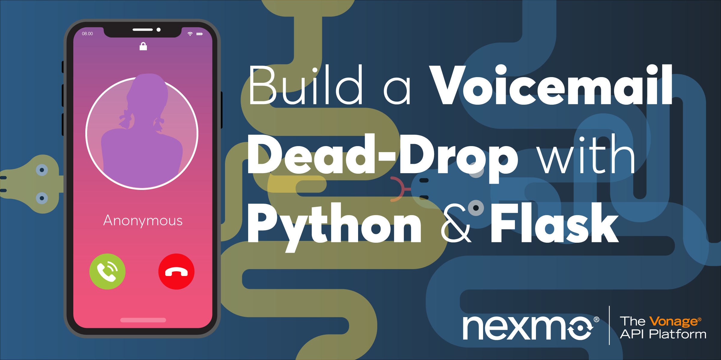 How to Build a Voicemail Dead-Drop with Python and Flask