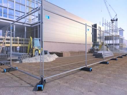 Heavy Duty Anti-Climb Fencing Panels