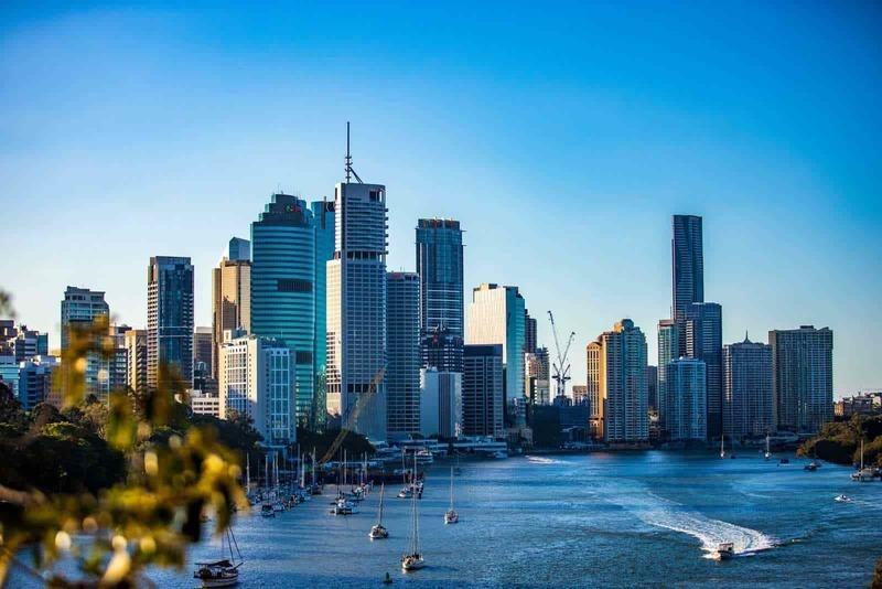 Brisbane, City Centre