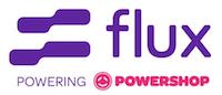 The Flux logo.