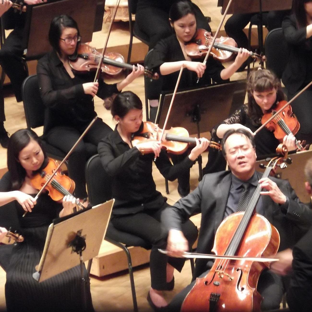 Don Quixote with Yo-Yo Ma and the Civic Orchestra of Chicago