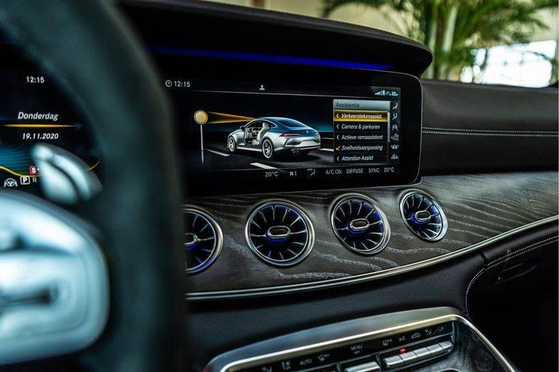 Mercedes-Benz AMG GT 4-Door Coupe 43   Burmester   Panorama   Schakelbare uitlaat   Apple Carplay afbeelding 19