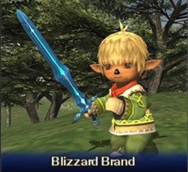 Blizzard Brand