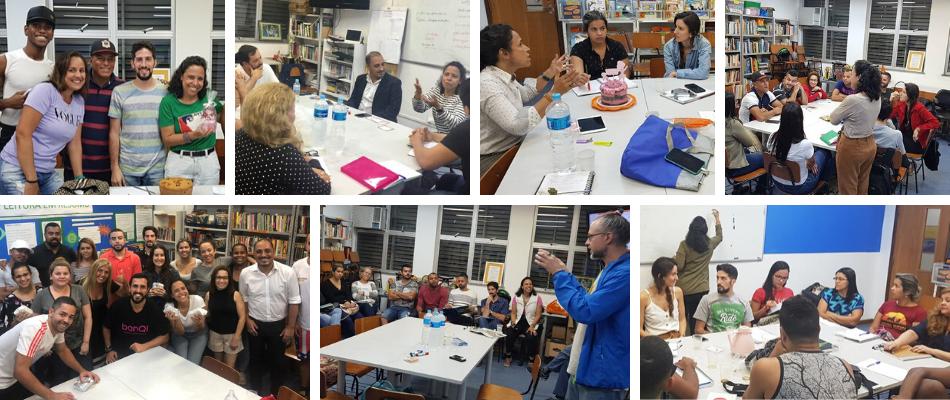 Novos Líderes Empreendedores: histórias de empreendedorismo na comunidade