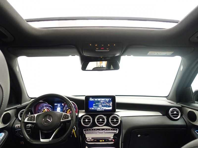 Mercedes-Benz GLC 250D 4MATIC 204pk 9G-Tronic AMG Edition- Panodak, Leer, Navi, Camera afbeelding 15