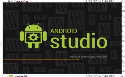สร้างโปรเจ็คด้วย Android Studio