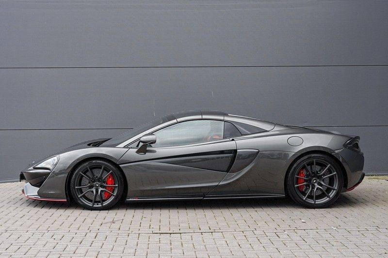 McLaren 570S Spider 3.8 V8 Noselift Camera Carbon Fiber afbeelding 10