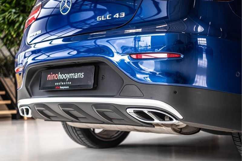 Mercedes-Benz GLC Coupé 43 AMG 4MATIC | Burmester | Memory | Head Up-Display | Stoelverwarming V+A afbeelding 8