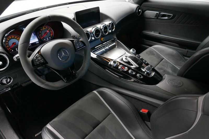 Mercedes-Benz AMG GT R 4.0 585 PK Carbon - Burmester afbeelding 16