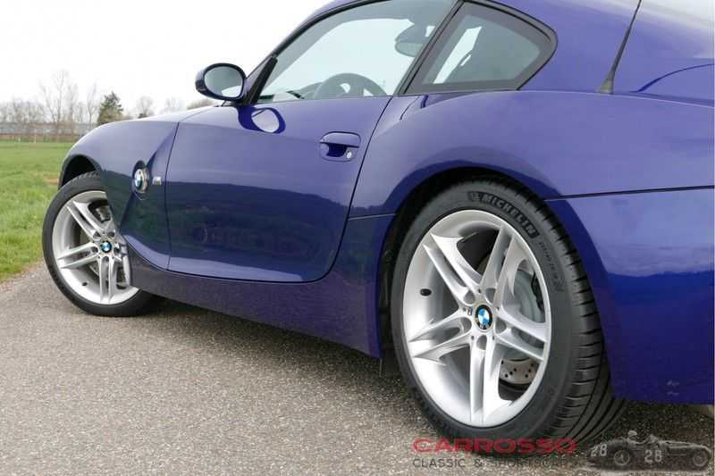BMW Z4 Coupé 3.2 M afbeelding 8