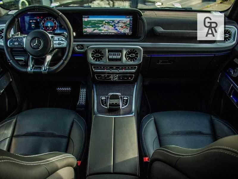 Mercedes-Benz G-Klasse G63 AMG | Schuif/kanteldak | Distronic Plus | AMG Perf. uitlaat | 22inch wielen | afbeelding 6