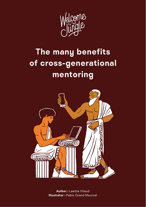 The many benefits of cross-generational mentoring