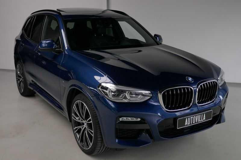 BMW X3 xDrive30d High Executive M Sport Edition afbeelding 3