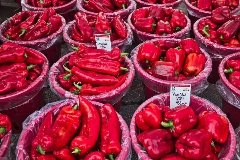 Kje lahko kupim rdečo papriko?