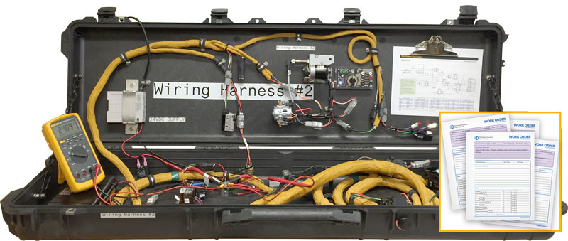 Wondrous Mobile Equipment Electrical Troubleshooting Cd Industrial Group Inc Wiring Cloud Pimpapsuggs Outletorg