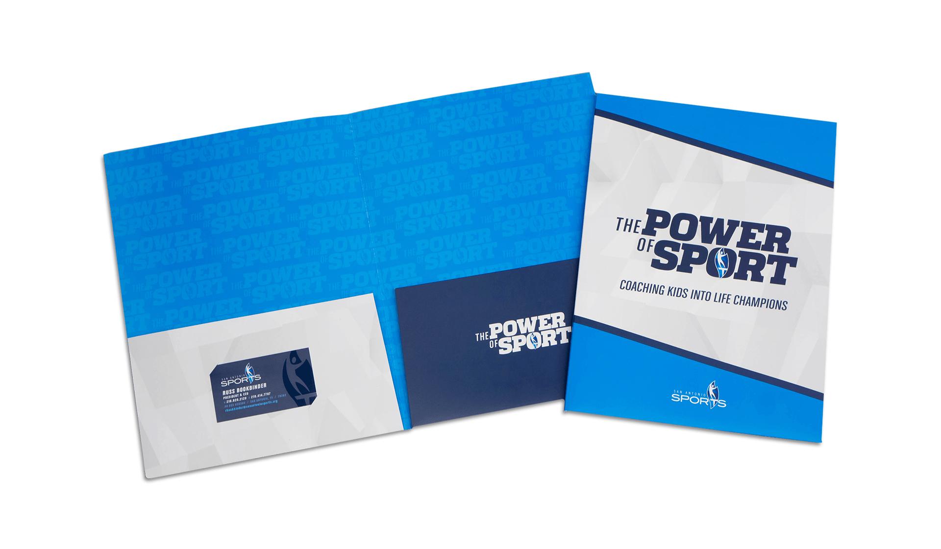 SA Sports Folder