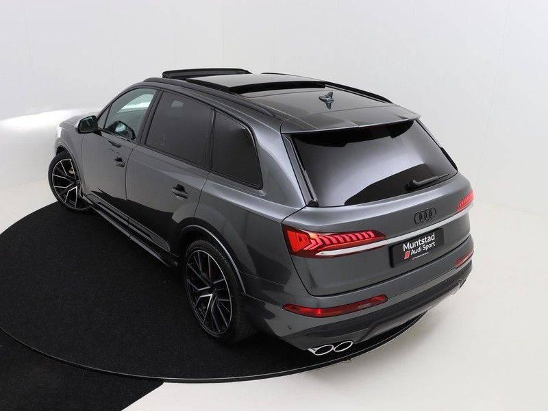 Audi Q7 4.0 TFSI SQ7 quattro 7p 507PK | S-Line | Pano.Dak | 360 Camera | B&O Sound | Keyless-Entry | S-Sportstoelen | Assistentie Tour-City-Parking | 7 Persoons afbeelding 19