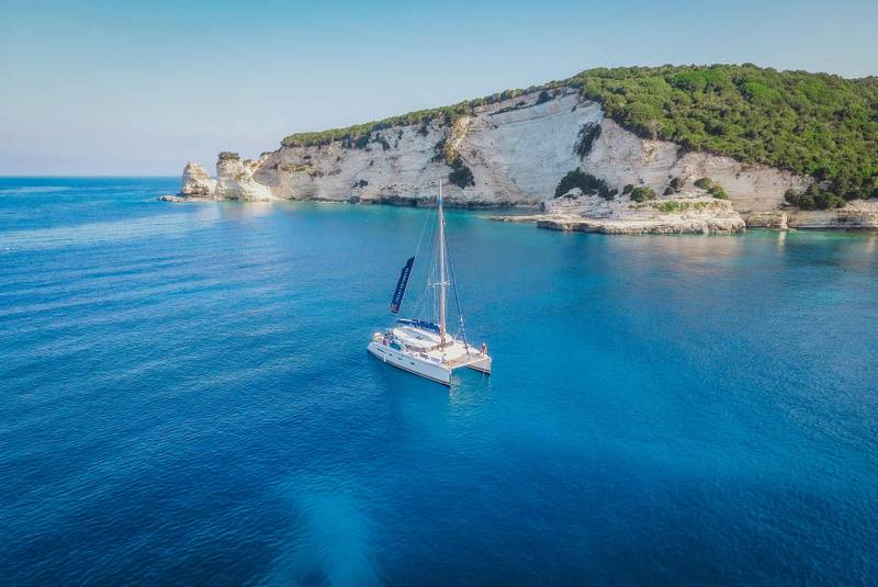 Yacht in Croatia to see why Primosten is so popular