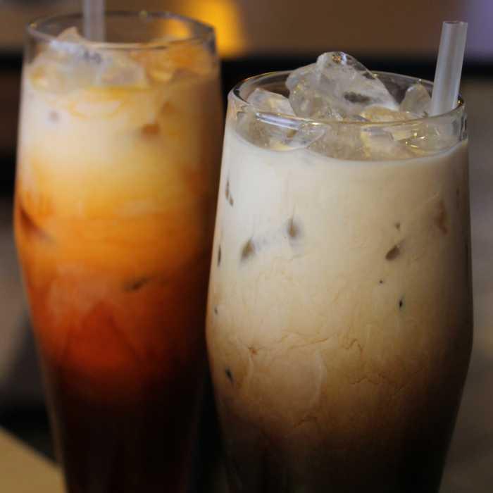 Thai Coffee Cocktail