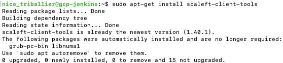 apt install