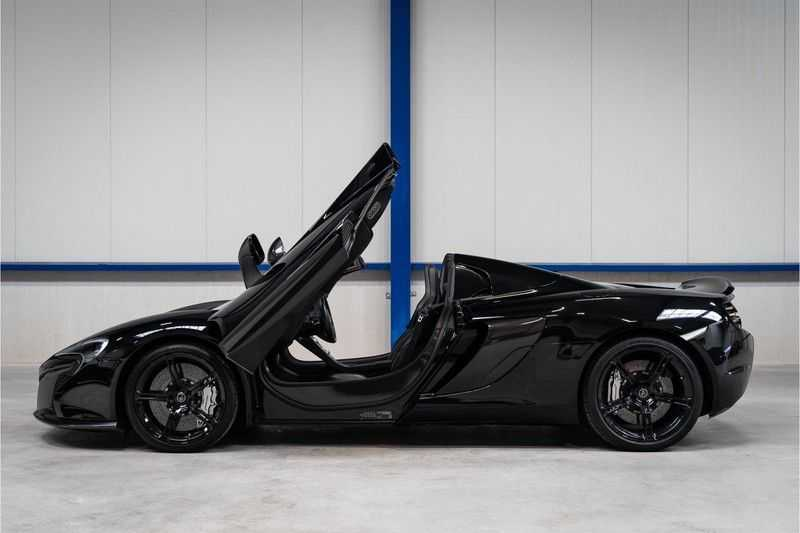 McLaren 650S SPIDER DealerOnd/LIFT/Carbon/XPELL afbeelding 8