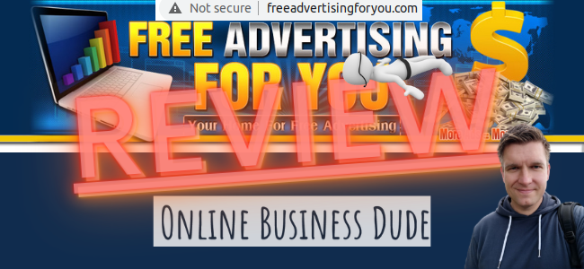 Free Advertising For You Review - FreeAdvertisingForYou.com Safelist