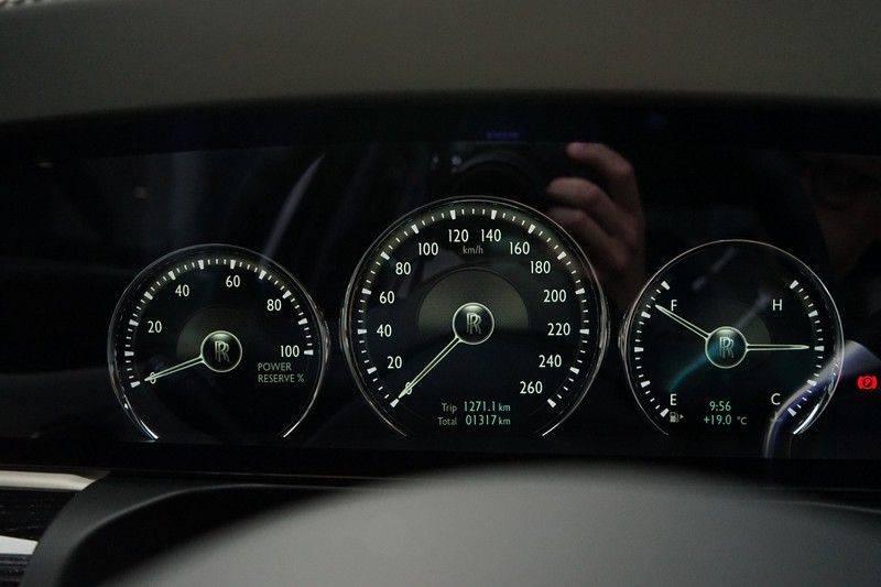 Rolls-Royce Ghost 6.75 V12 Nieuw model, Starlight Headliner, Bespoke audio afbeelding 15