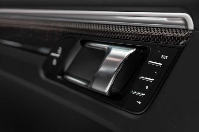 "Porsche Macan 3.0 S 354pk PDK Black Design Nieuw Model Luchtvering Panoramadak SportChrono ACC Sportleder+Memory Keyless Full-Led Navi/High Privatglass AppleCarplay 21""Turbo Pdc afbeelding 17"