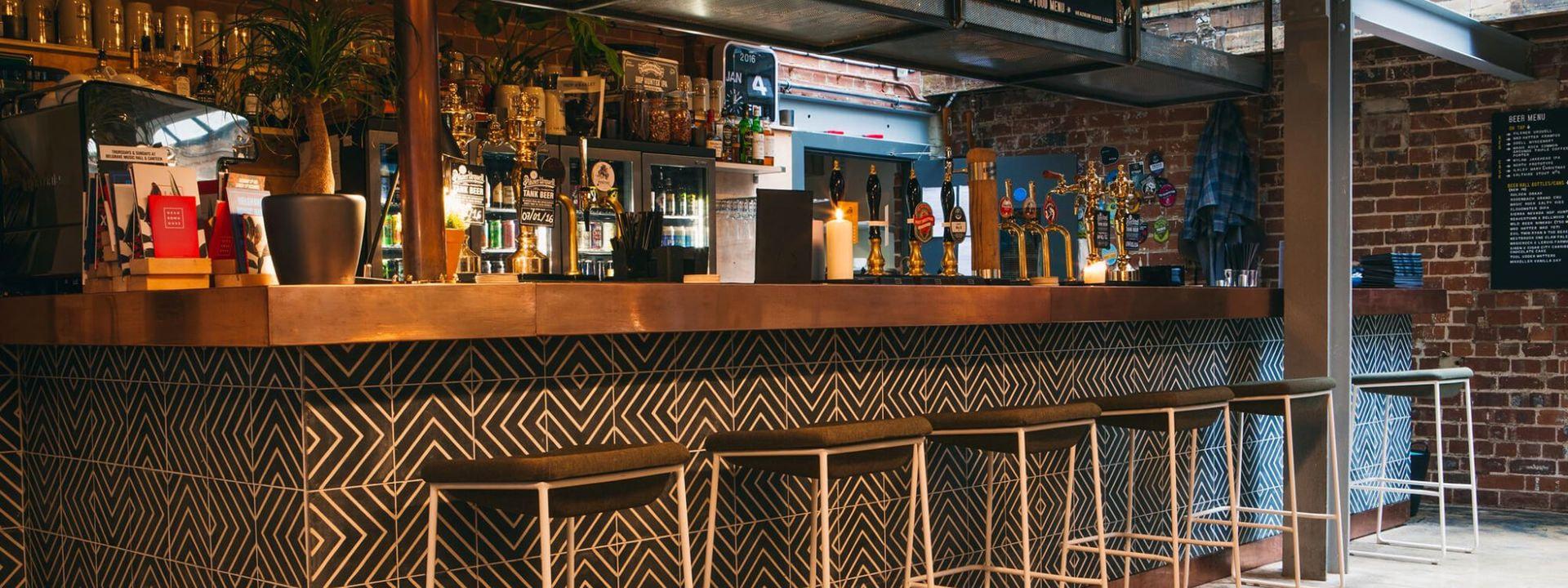 Headrow House bar