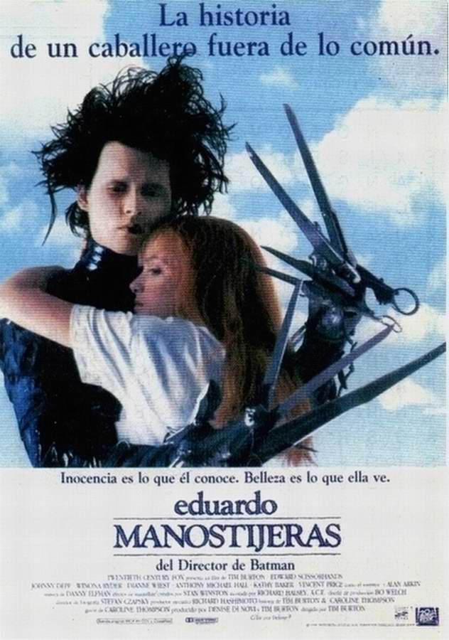 película Eduardo Manostijeras