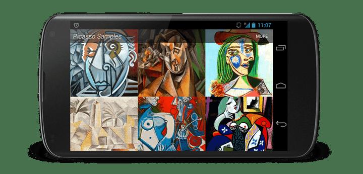 ตัวอย่างการใช้ Picasso มาช่วยแก้ปัญหารูปภาพใน Android