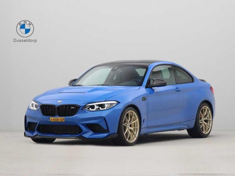 BMW M2 CS afbeelding 1
