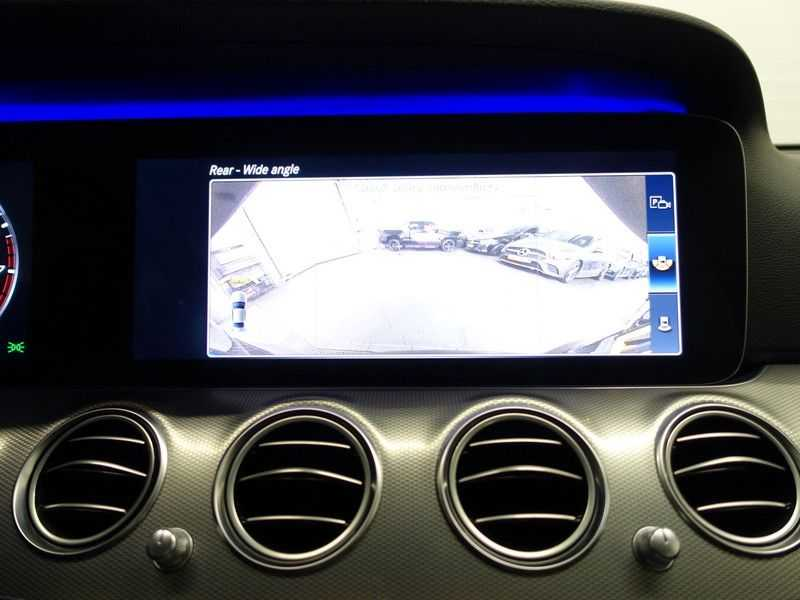 Mercedes-Benz E-Klasse 350e AMG Sport Style 211pkAutomaat- Leder, Widescreen, 360 Camera, 45 dkm ! afbeelding 7