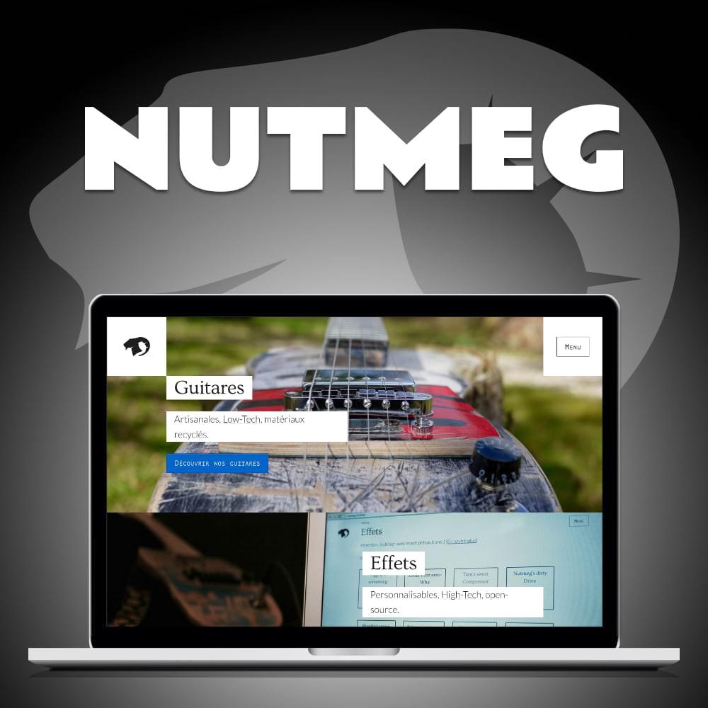 Capture d'écran du site du site Nutmeg.fr