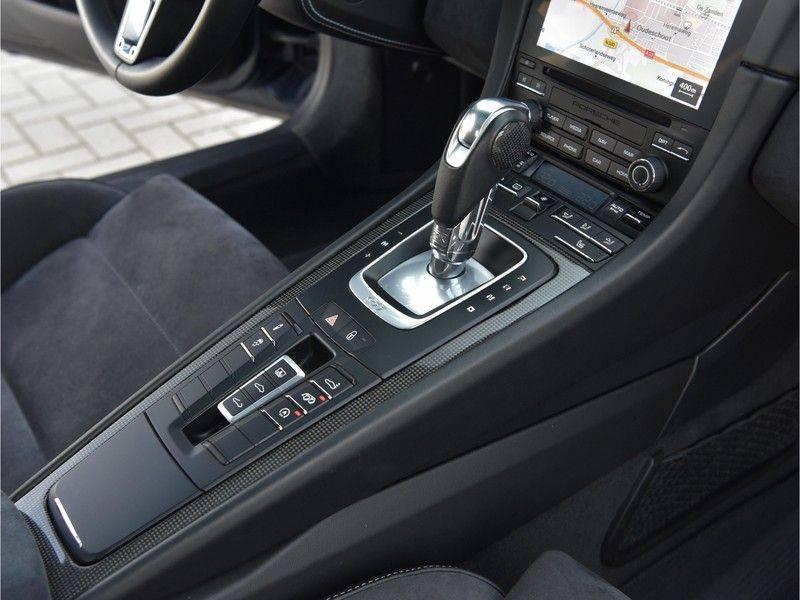 Porsche 911 3.0 Carrera GTS 450pk Carbon Pano Zetels-18-weg 20-Inch LED-PDLS+ Keyless Bose VOL! afbeelding 13