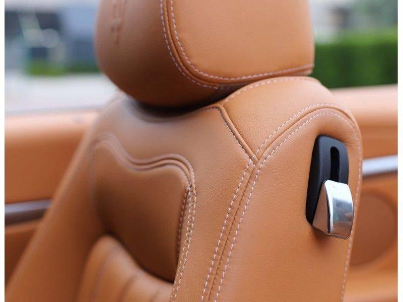 Maserati GranCabrio 4.7S *Grigio Maratta*Bose*Nieuwstaat!* afbeelding 25