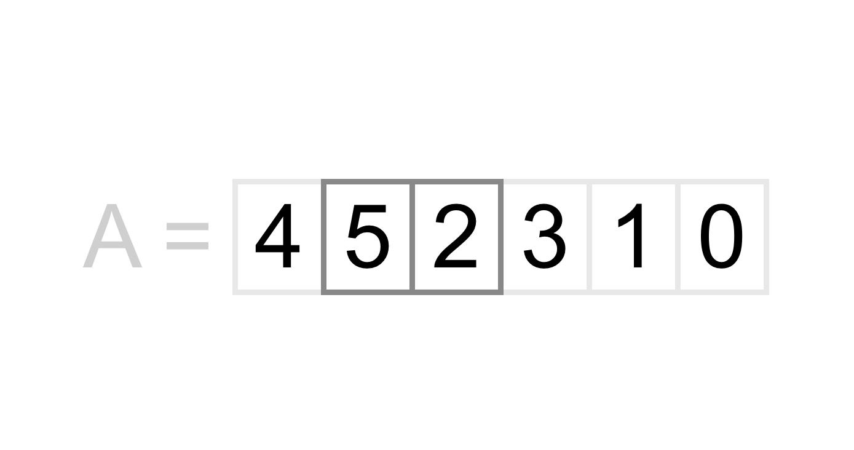 5 2 pair focused in the example list